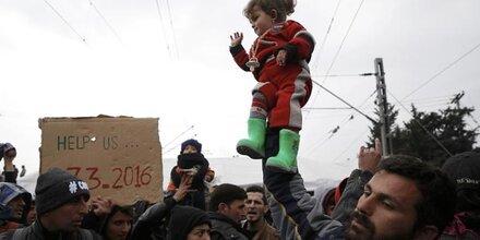 Ankünfte in Griechenland weiter niedrig