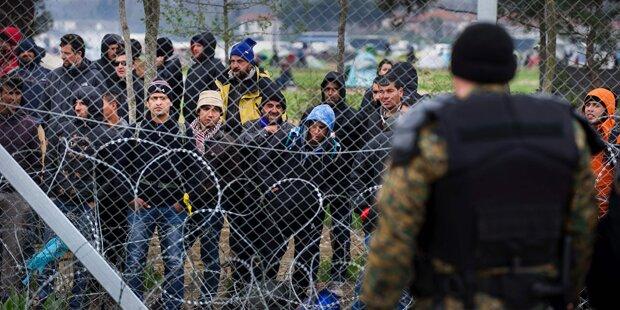 Kroatien baut Zaun an serbischer Grenze