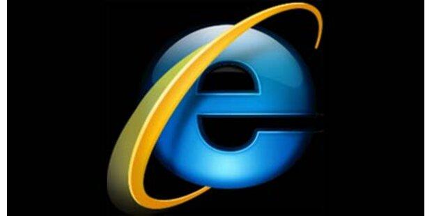 Internet Explorer verliert Marktanteile