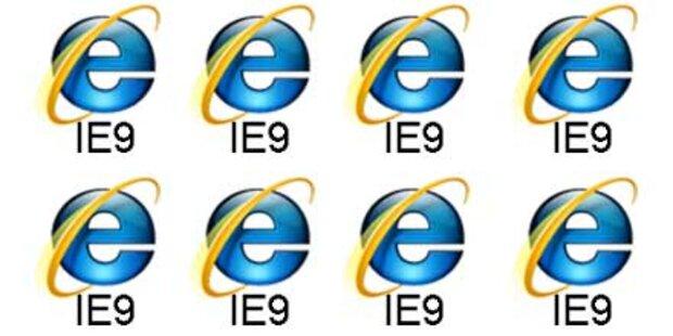 Jetzt kommt der Internet Explorer 9