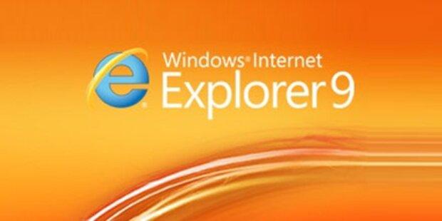 Release Candidate des Internet Explorer 9