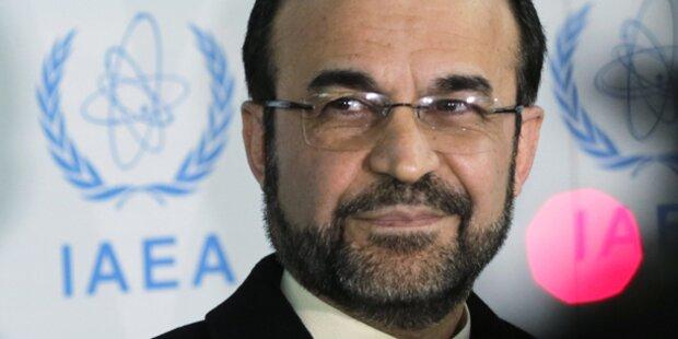 Iran unterbricht Wiener Atomgespräche