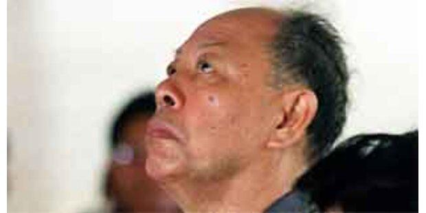 Ex-Außenminister der Rothen Khmer festgenommen
