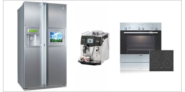 IFA-Teil1: Elektronische Haushaltsgeräte