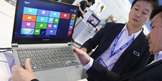 Allround-Geräte: Tablet trifft Ultrabook