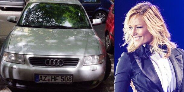 Helene Fischer Auto