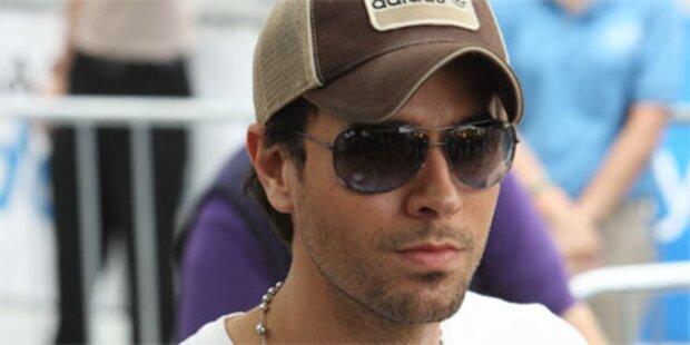 Enrique Iglesias fuhr nackt Wasserski