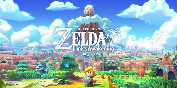 Link's Awakening: Putziges Zelda-Spiel im Test