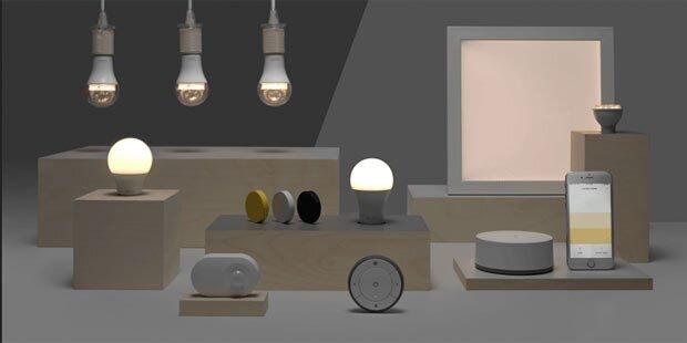 lampe per funk schalten
