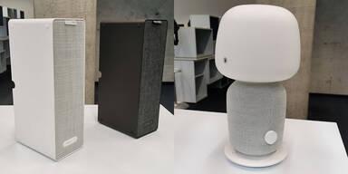Ikeas smarte Lautsprecher im Test