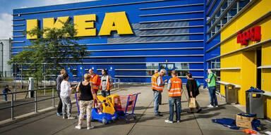 Mini-Ikea zieht nach St. Pölten