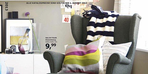 Neuer Ikea-Katalog ist jetzt da