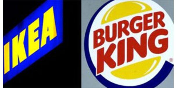 Mitarbeiter bei IKEA und Burger King bespitzelt