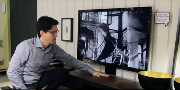 Neue Details zu Ikeas FullHD-TV-Möbel