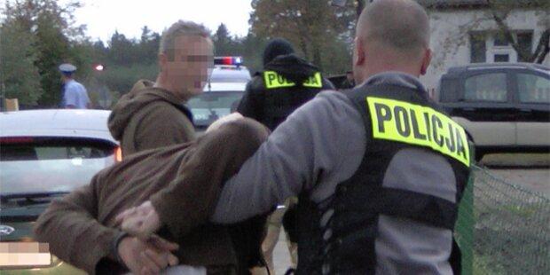 Zwei Ikea-Attentäter festgenommen