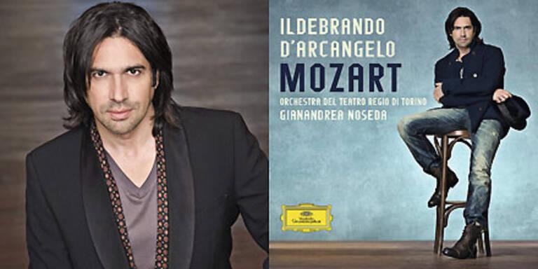 """D'Arcangelo: """"Mozart ist mein Gott"""""""