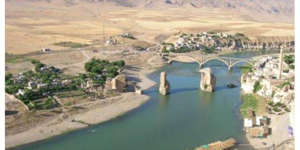 Staat haftet nicht für Ilisu-Staudamm