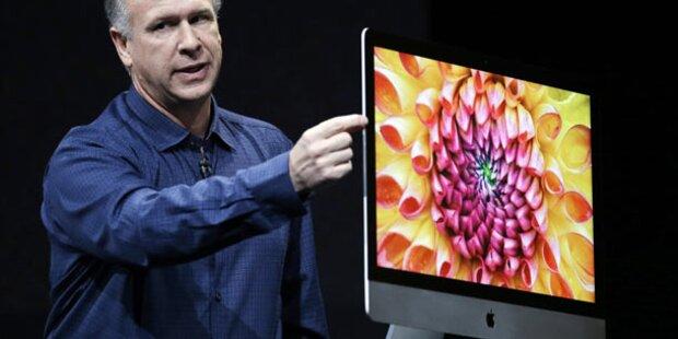Apple könnte Intel- durch ARM-Chips ersetzen