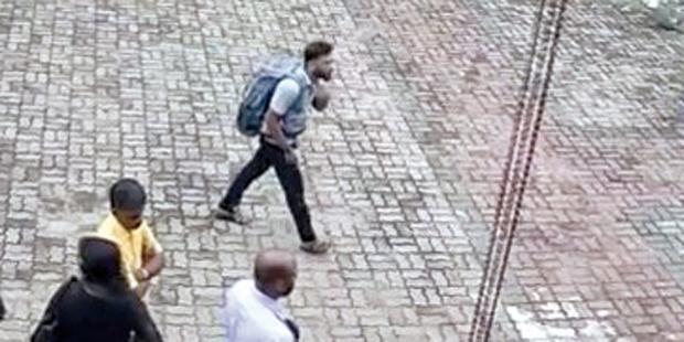 Sri Lanka Opfer Bombe Attentäter
