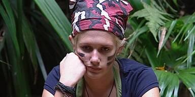 Sarah Knappik im Dschungelcamp