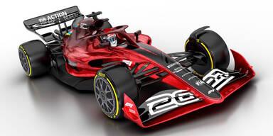 Fix: Regel-Revolution der Formel-1 auf 2022 verschoben