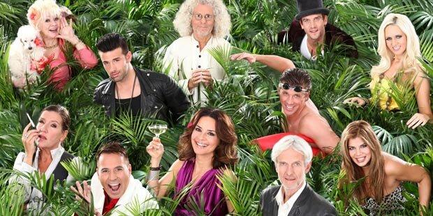 Elf Kandidaten fürs RTL-Dschungelcamp