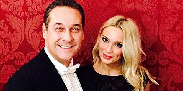 HC Strache heiratet!