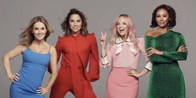 Jetzt offiziell: So läuft das Spice-Girls-Comeback