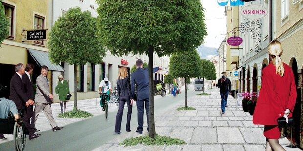 Salzburger Innenstadt: Verkehrskonzept steht