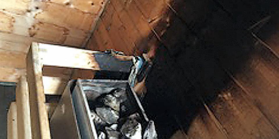 Mausi Lugner Sauna