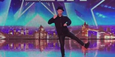 Britain's Got Talent: So einen Auftritt gab es noch nie!