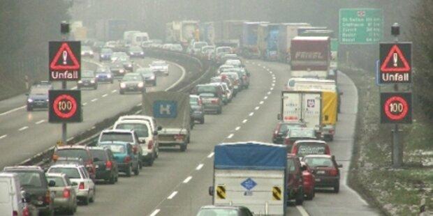 RH kritisiert Rettungsgasse scharf