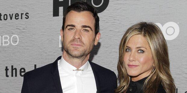 Aniston: Justin motzt über ihre Hochzeit