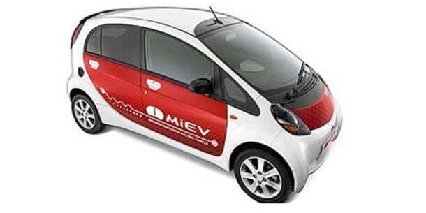 Mitsubishi i-MiEV - erstes Massen-E-Auto