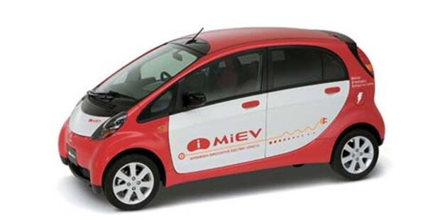 ÖSTERREICH-Leser testen E-Auto i-MiEV