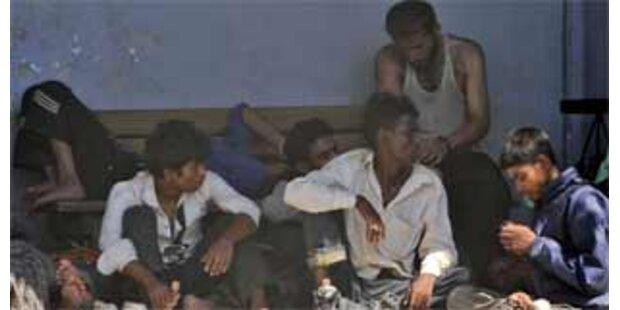 Vatikan soll die Migranten aufnehmen