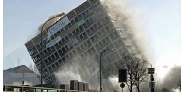 Immoeast meldet Verlust von 1,5 Mrd. Euro