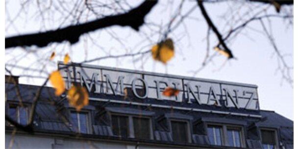 Immofinanz meldet 2,7 Mrd. Vorsteuerverlust