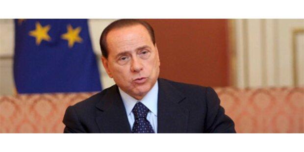 Nun ist Berlusconi immun