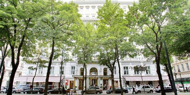 Zufriedener Gast kaufte Hotel Imperial