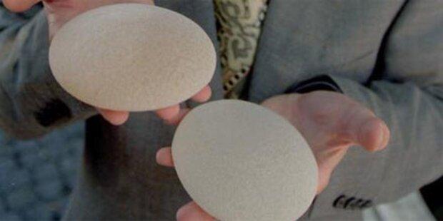 Italiener verlangt Brustimplantate zurück