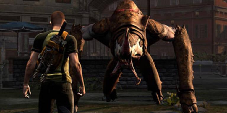 inFamous 2 für PS3 startet
