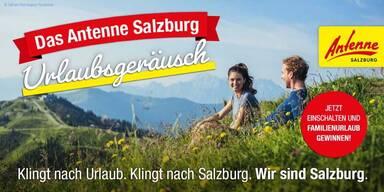 Das Antenne Salzburg Urlaubsgeräusch