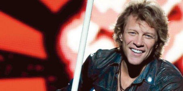 Bon Jovi: Party-Tour durch Wien