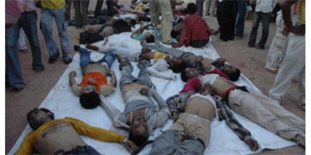 Opferzahl nach Massenpanik auf 224 gestiegen