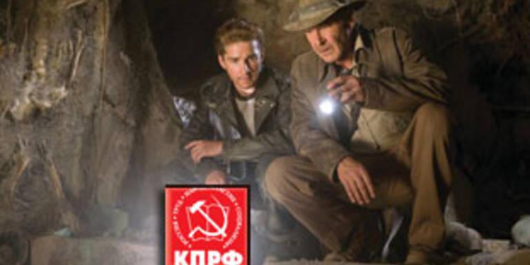 Indiana Jones verärgert Russlands Kommunisten
