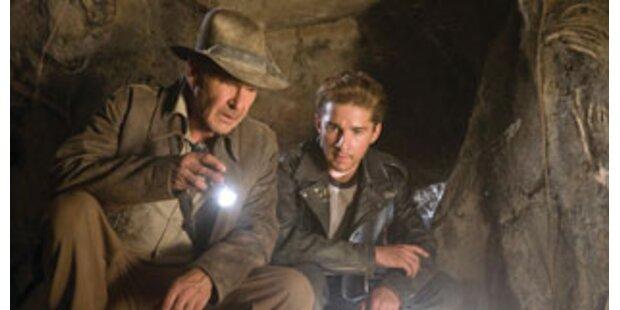 Indiana Jones: Roter Teppich wartet schon