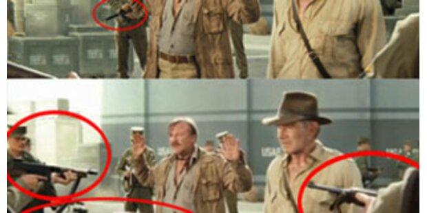 Skandal um unterschiedliche Indiana-Jones-Trailer