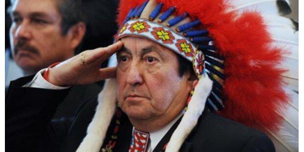 USA zahlen den Indianern Milliarden