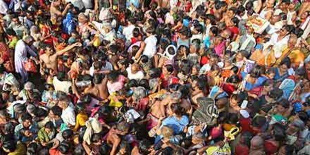Gigantische Volkszählung in Indien startet